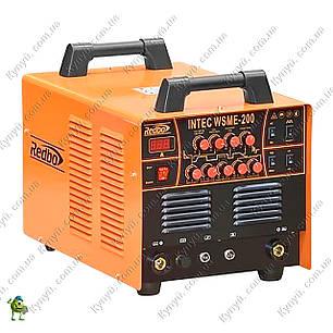 Аргонно-дуговой сварочный аппарат Redbo Intec WSME-200 AC/DC Pulse TIG/MMA, фото 2
