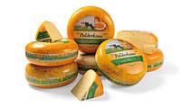 Сыр Гауда с грецким орехом 4,5 кг  50% Polderkaas