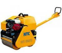 Виброкаток ручной NTC VVV 600/12 двухвальцевый (37728)
