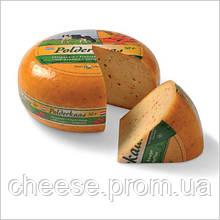 Сыр Гауда з Перцем чили 4,5 кг  50% Huizer Kaas Gild