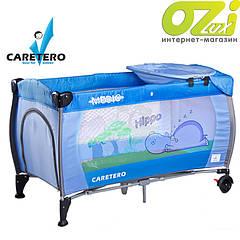 Детская кровать манеж Medio Classic Caretero