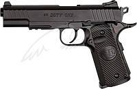 Пистолет пневматический ASG STI Duty One Blowback! 4,5 мм