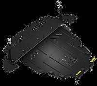 Защита картера двигателя, КПП, радиатора Nissan X-Trail II 2007-2014 V-все Кольчуга 2.0248.00