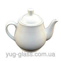 "Заварочный чайник 700 мл белый ""HR1503""."