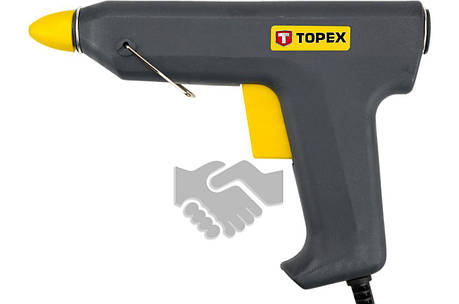 Пистолет клеевой Topex - 78 Вт, 18 г/мин, фото 2