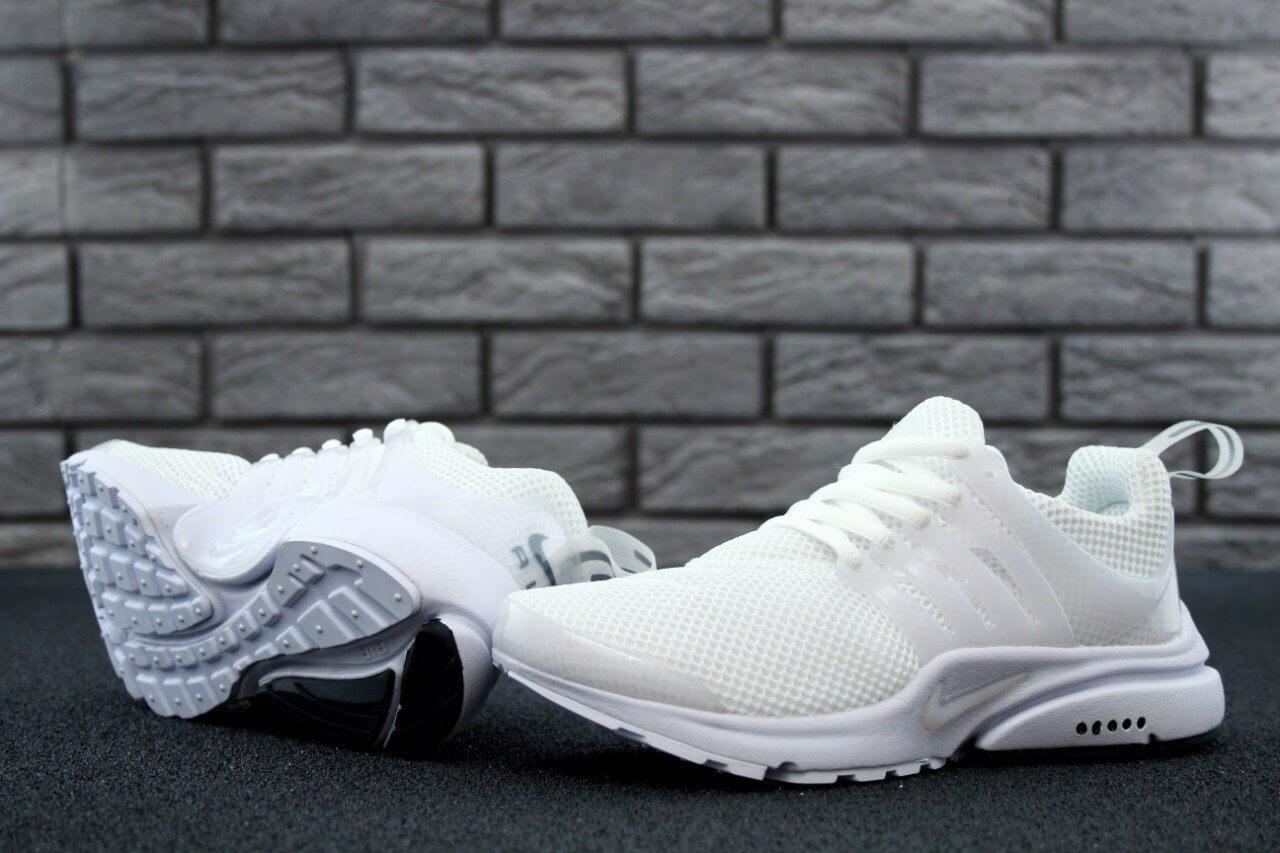 Кроссовки Nike Air Presto Triple White