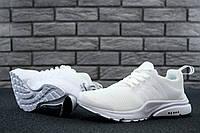 Кроссовки Nike Air Presto Triple White, фото 1