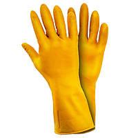Перчатки хозяйственные латексные размер XL Sigma