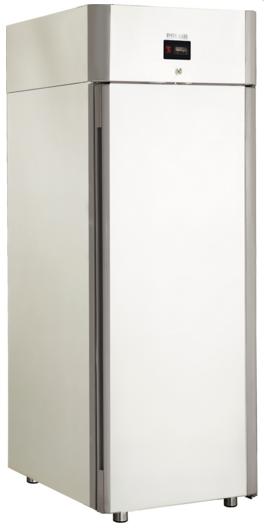 Холодильна шафа Polair CB105 Sm-Alu