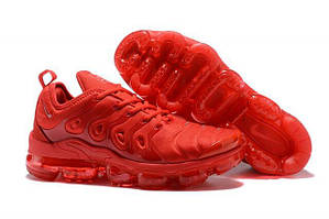 Кроссовки Nike Air Vapor Max Plus Triple Red