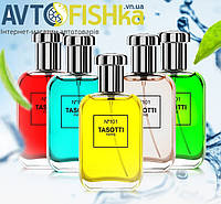 Автомобільний ароматизатор-спрей TASOTTI №101 аромат Кокосовий