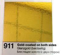 Металлизированная пленка Oracal 352 911 двустороннее золото ( ширина рулона 1 метр, цена за 1 м2)