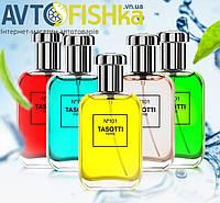 Автомобільний ароматизатор-спрей TASOTTI №101 аромат Піноколяда