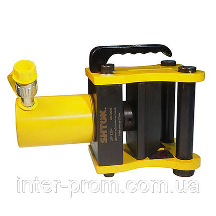 Пресс гибочный гидравлический ШГ-125+ ШТОК  для токоведущих шин., фото 2