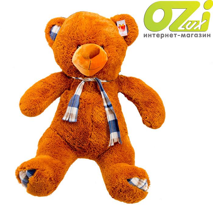 """Мягкая игрушка Медведь """"Клетка"""" 130 см"""