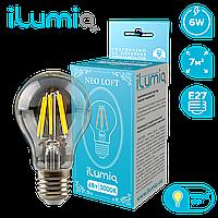 Светодиодная лампочка 059 LF-6-A60-E27-WW