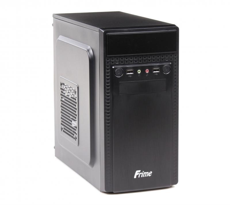 Корпуса для ПК Frime FC-005B 400W-8cm 2 sata mATX