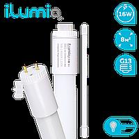 Светодиодная лампа-трубка Ilumia 16Вт, цоколь G13,26*1200мм, 4000К (нейтральный белый), 1600Лм (020)