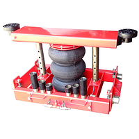 Траверса пневматическая для ямы усиленная 4,2 т AIRKRAFT TPU-420