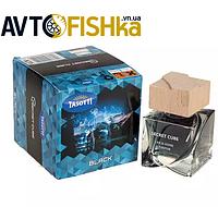 """Освіжувач повітря Tasotti """"Secret Cube"""" black (50 мл)"""