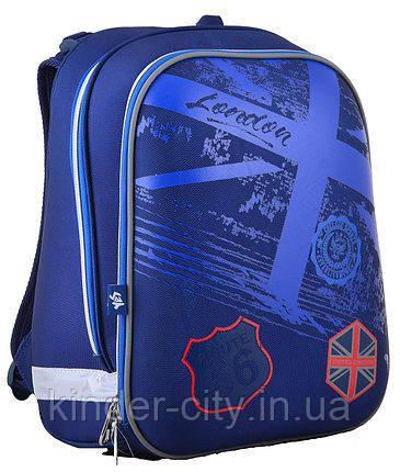 Рюкзак школьный YES 554599 каркасный