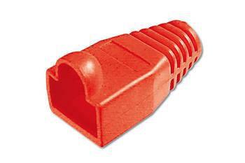 Ковпачок DIGITUS для RJ45 червоний 100 шт, фото 2