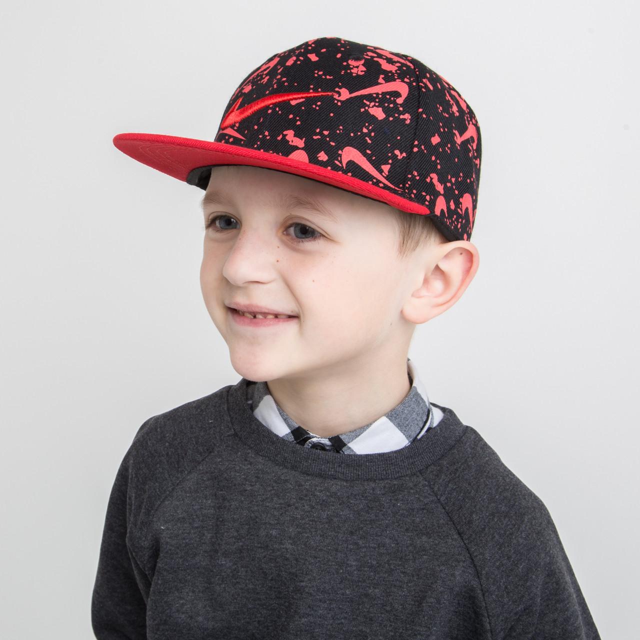 Стильная кепка Snapback для мальчика оптом - 82018-12
