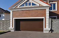 Гаражные секционные ворота DoorHan RSD01 2,8м*2м