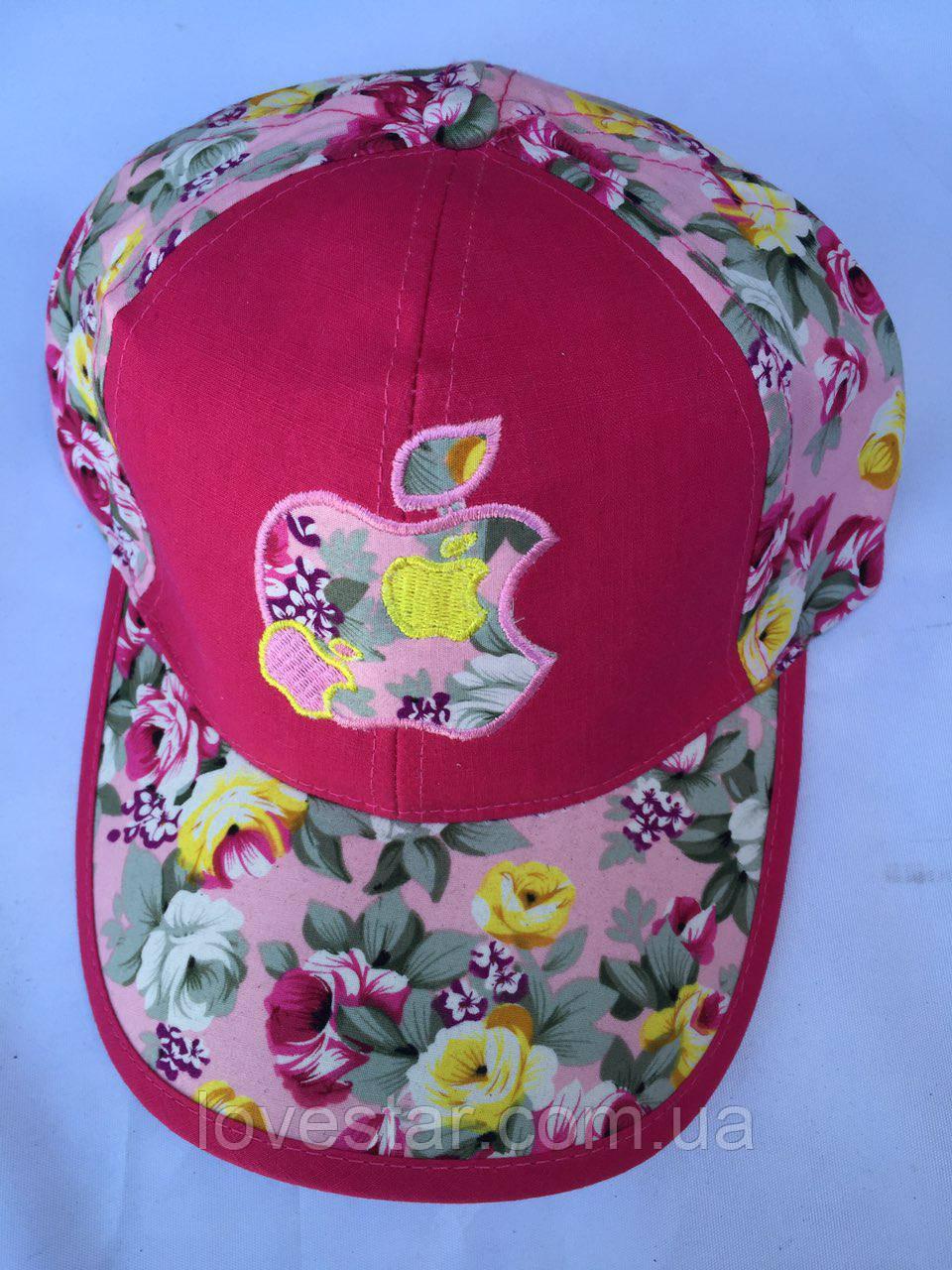 Женская кепка 56-58
