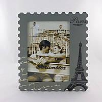 Фоторамка почтовая марка – Париж