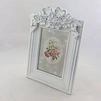 Фоторамка-Лепные розы средняя