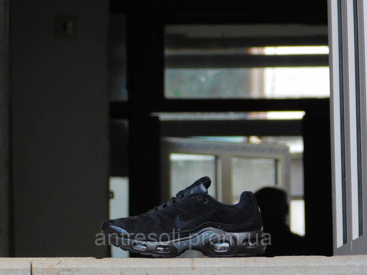 Женские  кроссовки Nike AirMax 95 Черные 10353
