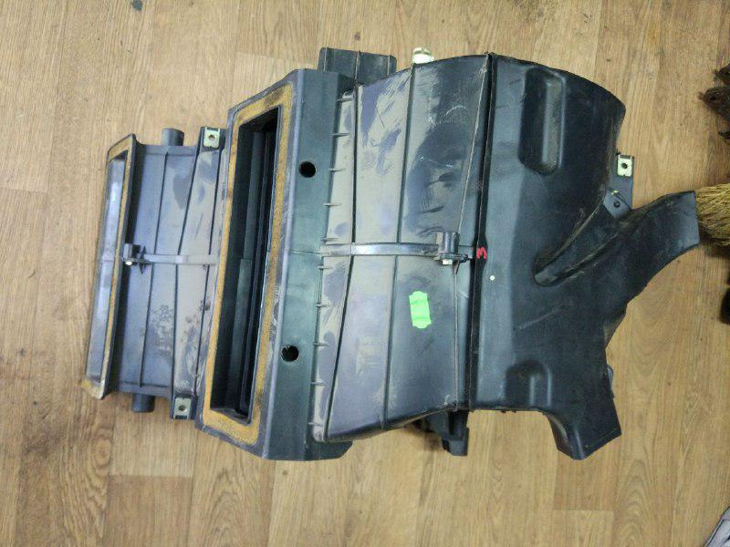 Внутрішній корпус пічки салону Renault Trafic, Opel Vivaro 2001-2013, 7700312977 (Б/У)