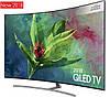 Телевизор Samsung QLED QE65Q8CNA (PQI 3300, 4K UHD, Smart, Q HDR 1500, Ultra Black, DVB-C/T2/S2, Tizen 4.0)