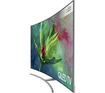 Телевизор Samsung QLED QE65Q8CNA (PQI 3300, 4K UHD, Smart, Q HDR 1500, Ultra Black, DVB-C/T2/S2, Tizen 4.0), фото 3