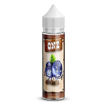 Премиум жидкость для электронных сигарет ONE Blueberry
