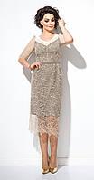 Платье JeRusi-1845 белорусский трикотаж