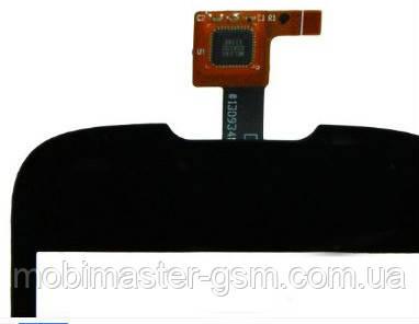 Тачскрин (сенсорный экран) для телефона ZTE V790 черный, фото 2