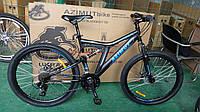 """Велосипед  горный AZIMUT Blackmount 24"""""""