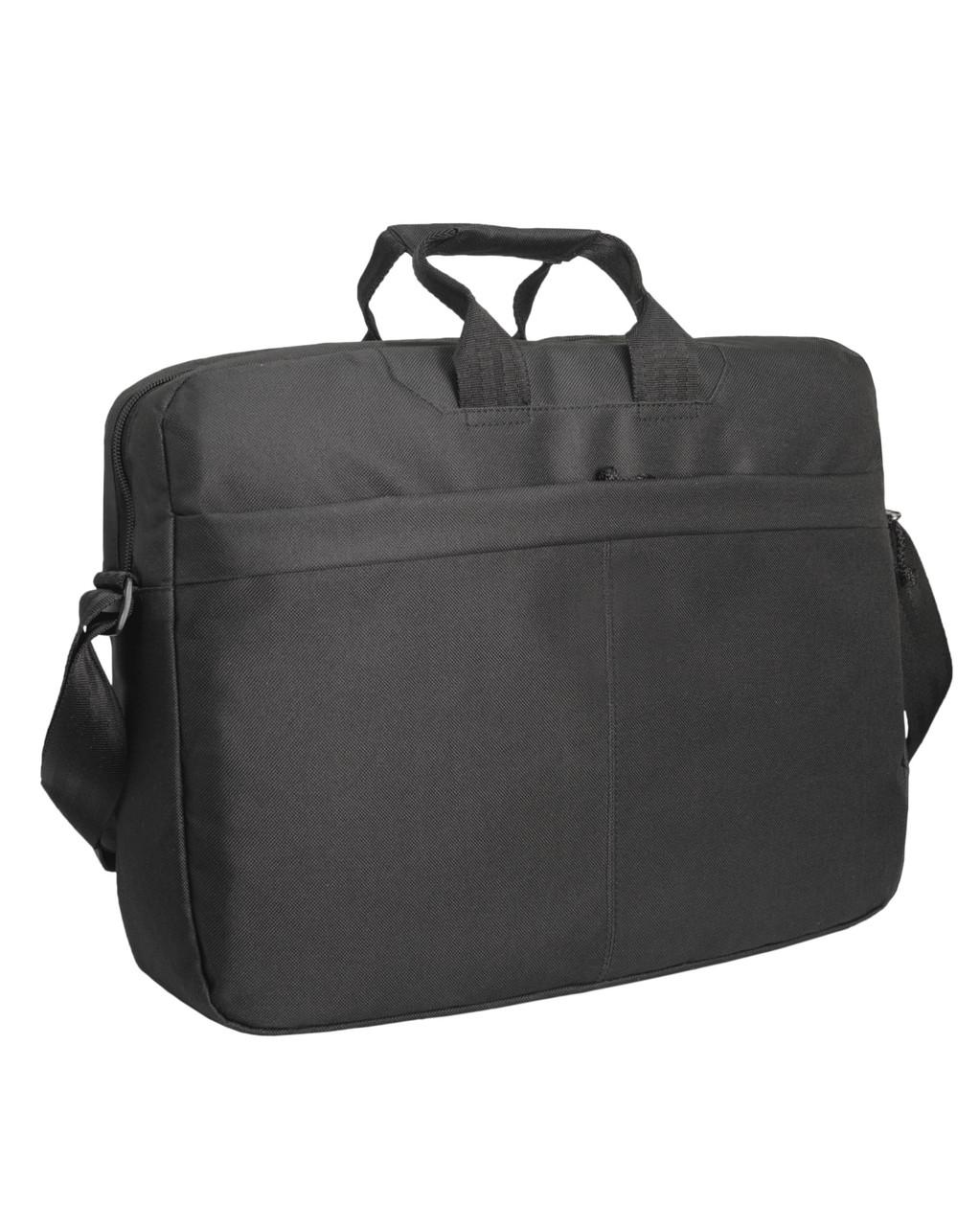 Сумка для ноутбука Surikat черная (мужская сумка, женская сумка, под н