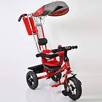 Велосипед детский трехколесный Sigma Lex-007 (12/10 AIR wheels) Red