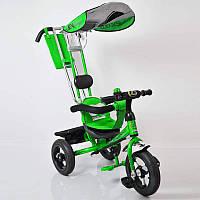 Велосипед детский трехколесный Sigma Lex-007 (12/10 AIR wheels) Green