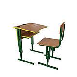 """Парта школьная и стул для проекта """"Новая украинская школа"""", фото 2"""