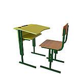 """Парта школьная и стул для проекта """"Новая украинская школа"""", фото 3"""