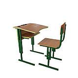"""Парта школьная и стул для проекта """"Новая украинская школа"""", фото 4"""