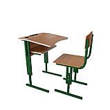 """Парта школьная и стул для проекта """"Новая украинская школа"""", фото 8"""