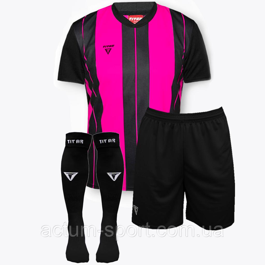 Сублимационная футбольная форма StandartS с гетрами Titar