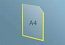 Карман А4 плоский, фото 6