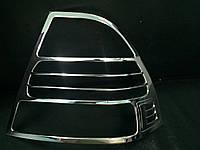 Toyota Corolla 2002 Накладки на стопы