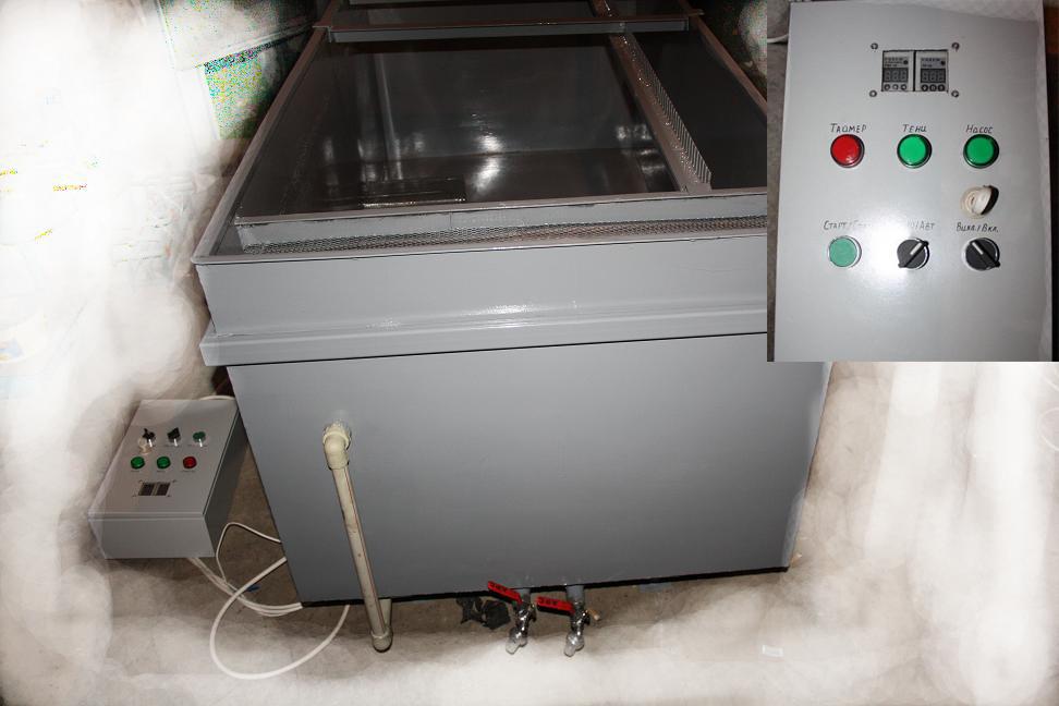 Оборудование для аквапечати DD900XLb крашенный металл - Digital Designs Ukraine в Черновцах